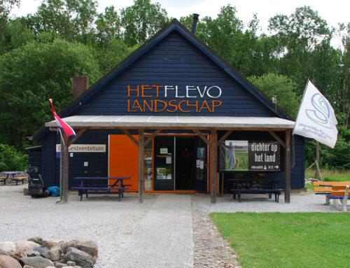 Bezoekerscentra Het Flevo-Landschap; varianten in verdienmodellen