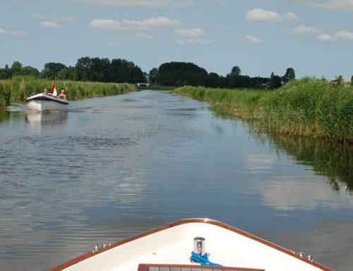 Opvaarten Noordoost Fryslân