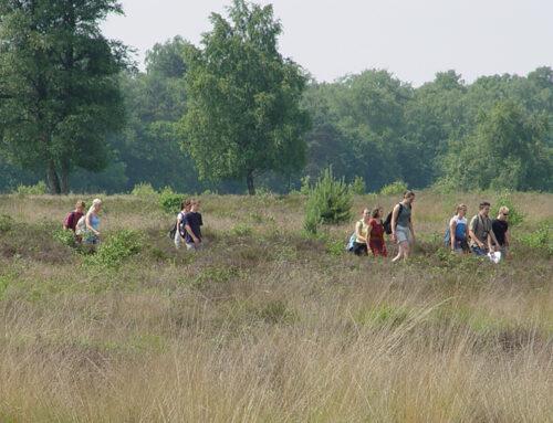 Recreatiezonering Noordwest Veluwe